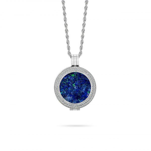 Bijou • Sky Opal Locket