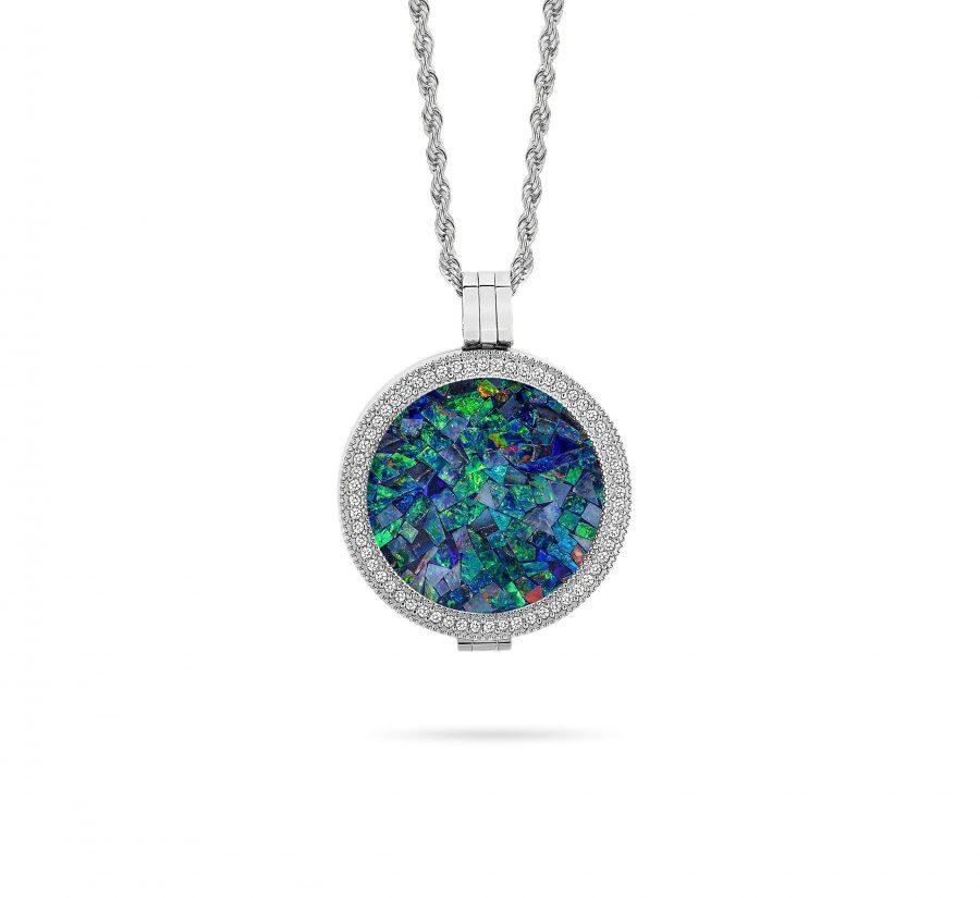 Classic • Ocean Opal Locket