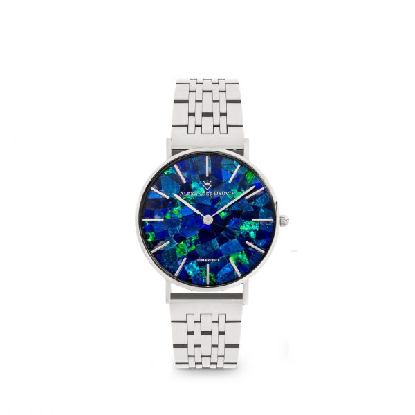 Classic Ridge Blue Opal Watch - 32mm