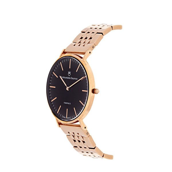 Classic Ridge Onix Watch - 38mm