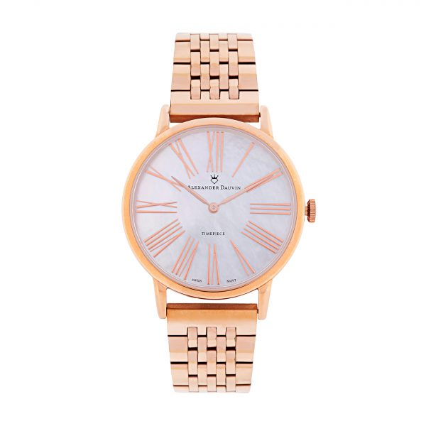 Royal Ridge Pearl Watch - 38mm